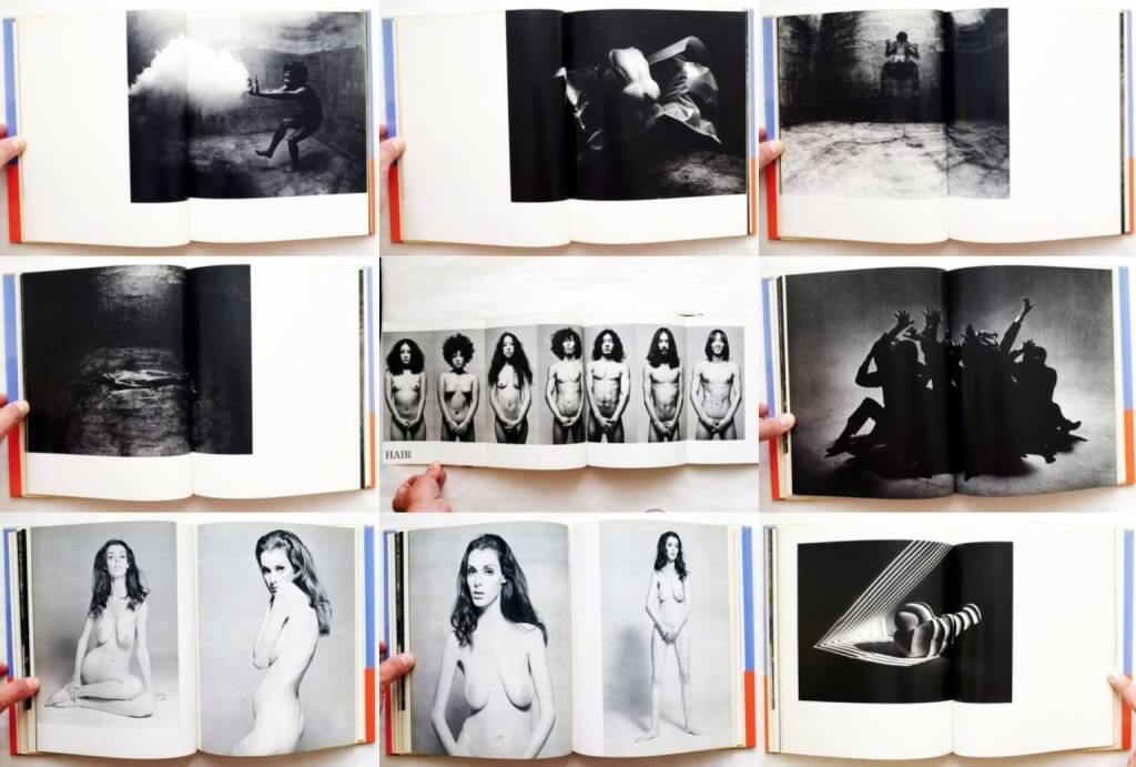 Noriaki Yokosuka - Shafts (横須賀功光 | 射 映像の現代9), Chuo-koron-sha 1972, Beipielseiten, sample spreads - http://josefchladek.com/book/noriaki_yokosuka_-_shafts_横須賀功光_射_映像の現代9, © (c) josefchladek.com (02.08.2015)