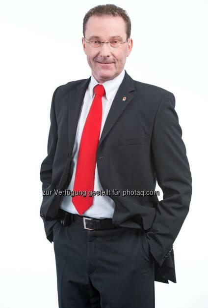 Manuel Slipek : Neuer Chief Financial Officer im österreichischen Unternehmen ÖWD security & services : Fotocredit: ÖWD, © Aussender (03.08.2015)