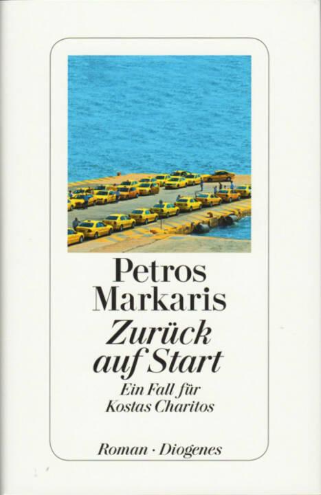 Petros Markaris - Zurück auf Start: Ein Fall für Kostas Charitos, http://boerse-social.com/financebooks/show/petros_markaris_-_zuruck_auf_start_ein_fall_fur_kostas_charitos