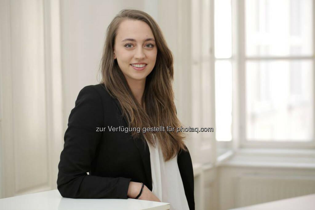 Sarah Welterlen steigt als Projektmanagerin bei FuchsundFreude ein. (C) FuchsundFreude.at/Roland Rudolph, © Aussender (05.08.2015)