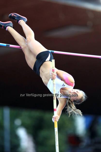 Kira Grünberg (Bild: ÖLV / Jean-Pierre Durand) (06.08.2015)