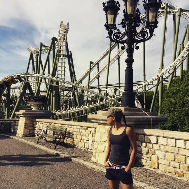 Annabelle Mary Konzcer Rollercoaster Achterbahn (06.08.2015)