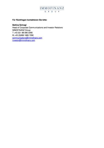 Immofinanz bestätigt vorläufige Zahlen, Seite 3/3, komplettes Dokument unter http://boerse-social.com/static/uploads/file_277_immofinanz_bestatigt_vorlaufige_zahlen.pdf (07.08.2015)