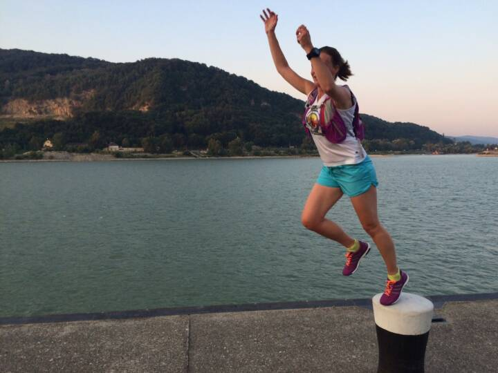 Jump, Donau, Runplugged