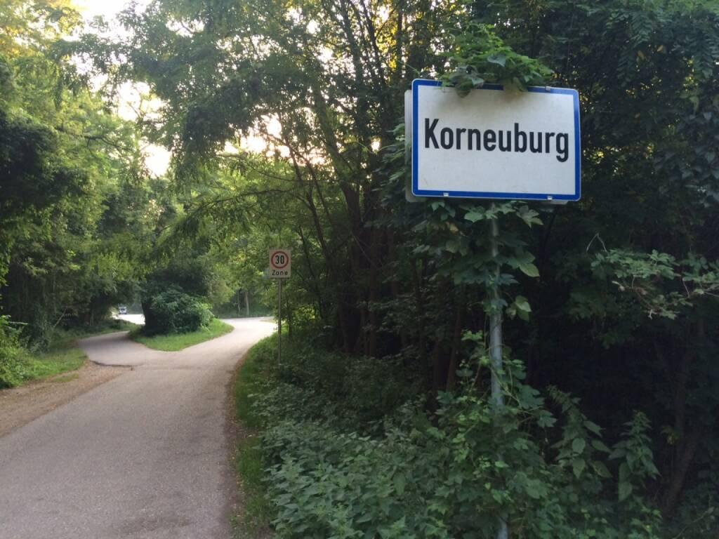 Korneuburg, © Martina Draper (08.08.2015)