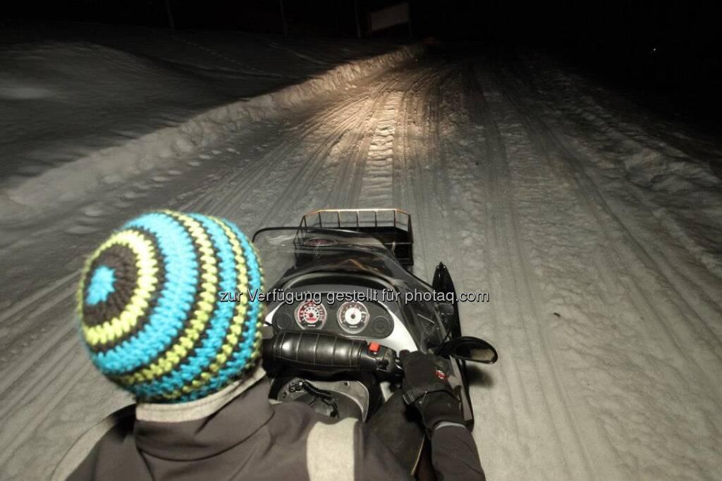 voestalpine-Mitarbeiter-WM: Ski-Doo (14.03.2013)