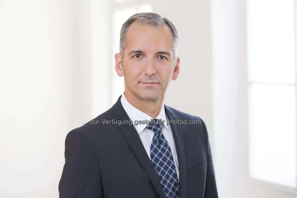 Werner Blaslbauer  ist neuer Relationship Manager für Oberösterreich im Team Private Banking der Zürcher Kantonalbank Österreich AG (C) Zürcher Kantonalbank, © Aussender (10.08.2015)