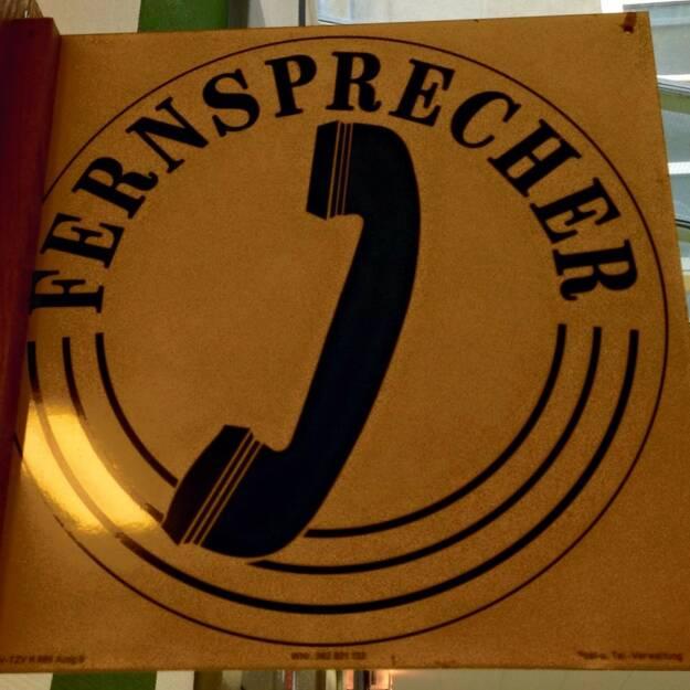 Telefon Fernsprecher (10.08.2015)