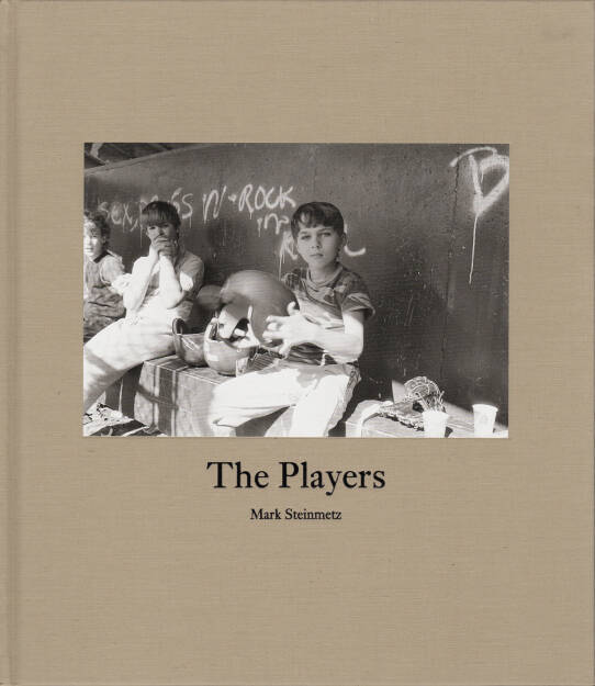 Mark Steinmetz - The Players, Nazraeli 2015, Cover - http://josefchladek.com/book/mark_steinmetz_-_the_players, © (c) josefchladek.com (11.08.2015)