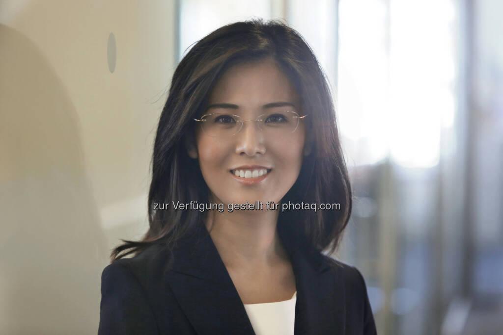 Lina Xu-Fenz : seit Juni 2015 neue Leiterin der Internen Revision bei Helvetia Versicherungen : Fotocredit: Helvetia/Pepo Schuster, © Aussendung (11.08.2015)