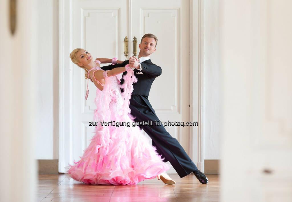 "Willi Gabalier: Mario Lug Media: ""Dancing-Star"" Willi Gabalier im Dezember im Hotel Europäischer Hof © Tanzschule Kern-Theissl Gabalier  (11.08.2015)"