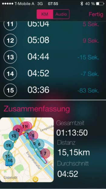 Wien Run (11.08.2015)