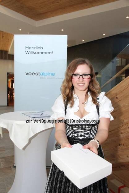voestalpine-Mitarbeiter-WM: Herzlich Willkommen (14.03.2013)
