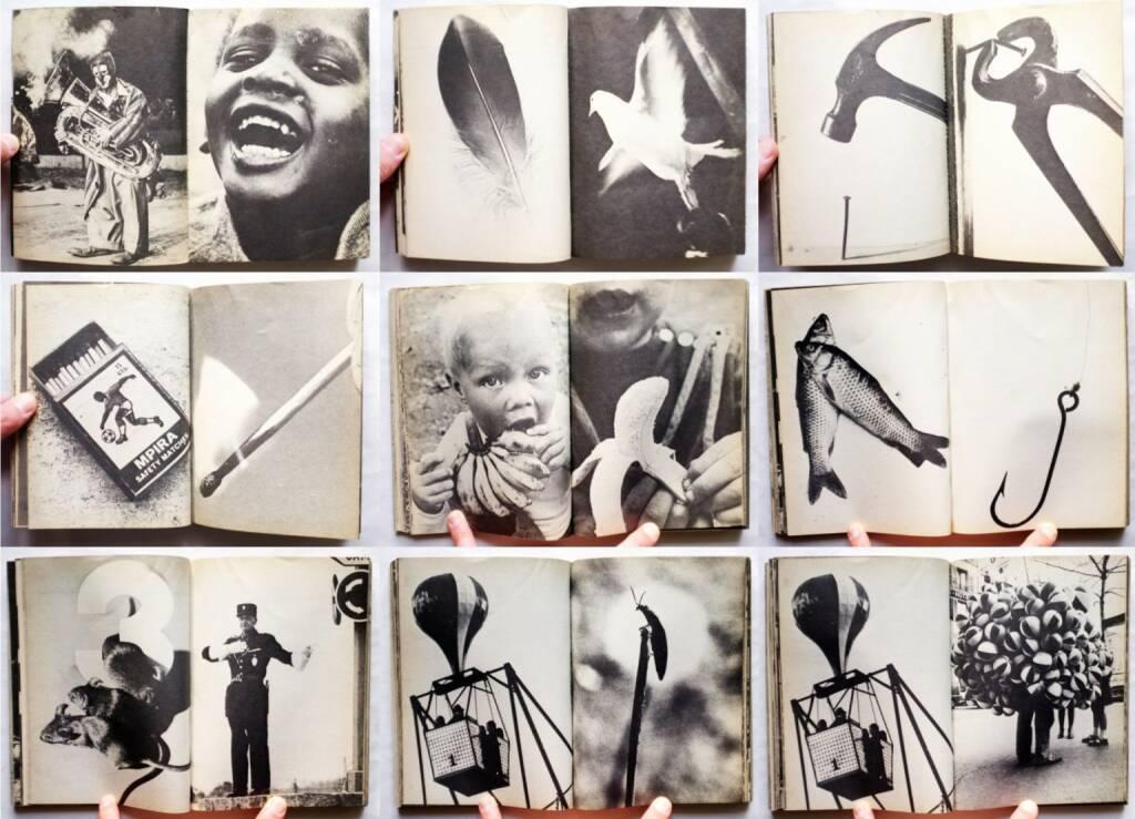 Jesper Høm & Sven Grønløkke - Kinderbilderbuch, Reich Verlag 1976, Beispielseiten, sample spreads - http://josefchladek.com/book/jesper_hom_sven_gronlokke_-_kinderbilderbuch, © (c) josefchladek.com (12.08.2015)