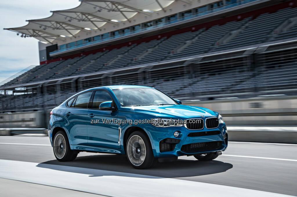 BMW Group mit bestem Juli-Absatz : Die BMW Group hat im Juni insgesamt 173.195 Fahrzeuge der Marken BMW, Mini und Rolls-Royce abgesetzt und damit einen Höchstwert für diesen Monat erzielt. Das entspricht einer Steigerung von 5,6% gegenüber dem Vorjahresmonat : © BMW Group, © Aussendung (12.08.2015)