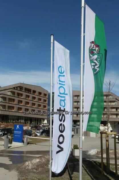 voestalpine-Mitarbeiter-WM: Herzlich Willkommen in Schladming (14.03.2013)