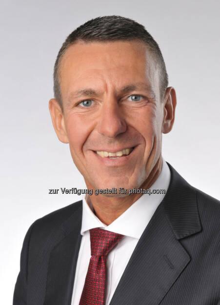 Frank H. Lutz bleibt Finanzvorstand von Covestro. (C) Bayer AG, © Aussender (13.08.2015)