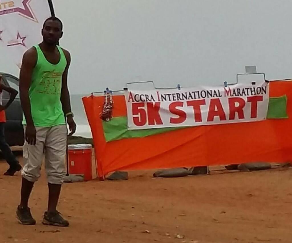 Afrika 5k Start (13.08.2015)