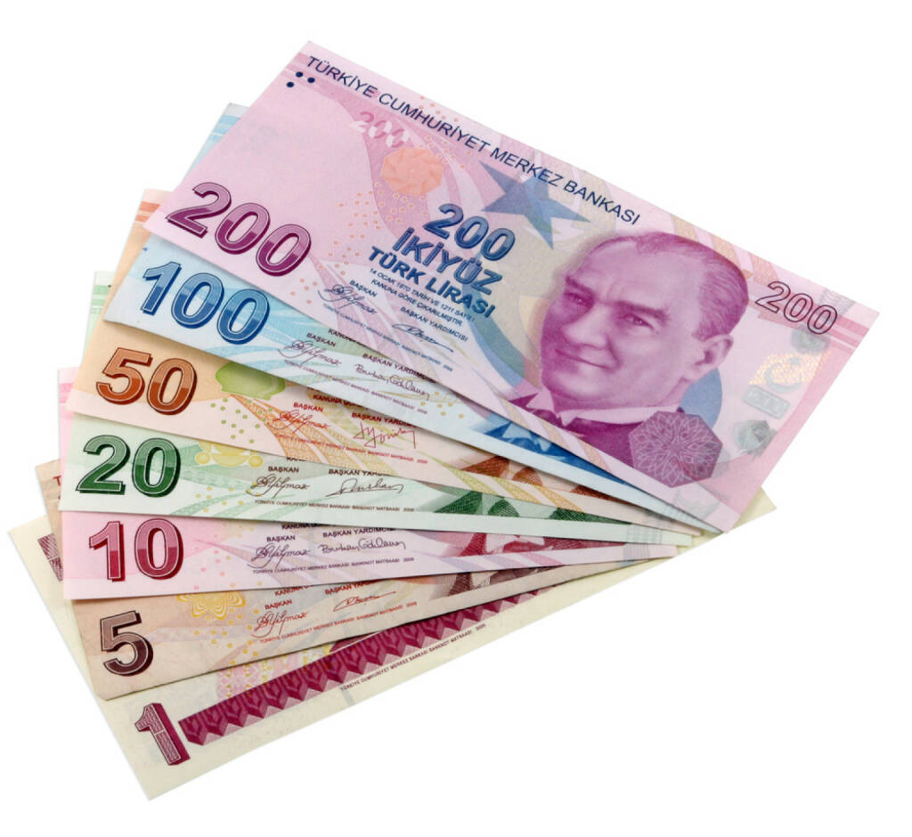 Türkische Lira, http://www.shutterstock.com/de/pic-111284987/stock-photo-isolated-image-of-turkish-lira-coins-and-folded-notes.html (13.08.2015)