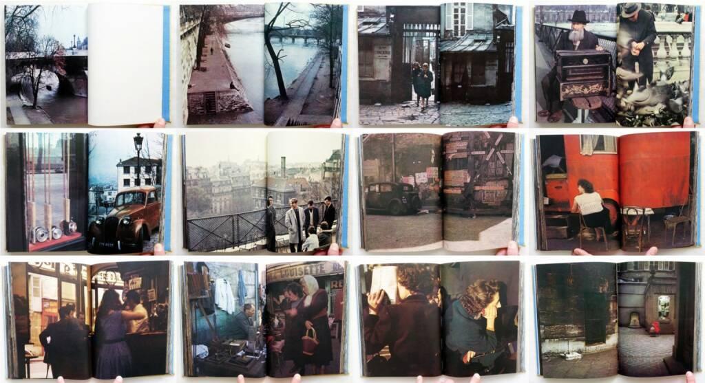 Ihei Kimura - Paris (木村伊兵衛 パリ), Nora-sha 1974, Beispielseiten, sample spreads - http://josefchladek.com/book/ihei_kimura_-_paris_木村伊兵衛_パリ, © (c) josefchladek.com (16.08.2015)