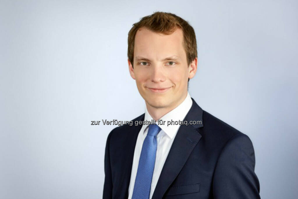 Leonhard Steinmann verstärkt das Kommunikations- und IR-Team der S Immo AG. (C) S Immo AG, © Aussender (17.08.2015)