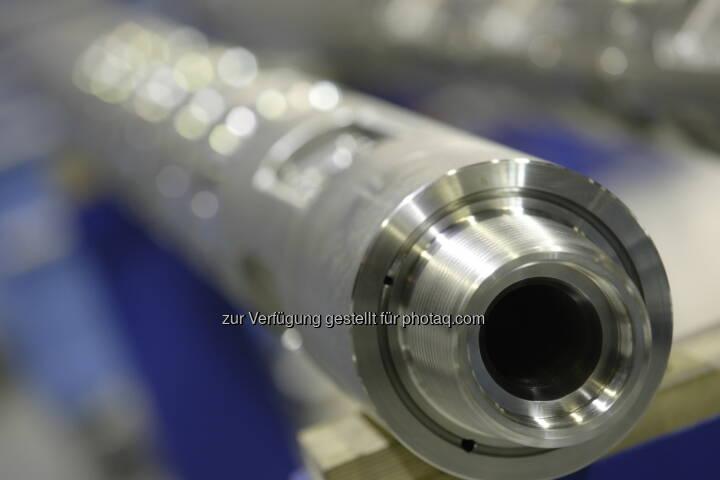 MWD-LWD-Tool SBO (Bild: Schoeller-Bleckmann Oilfield Equipment AG, https://www.sbo.at/cms/cms.php?pageName=130 )