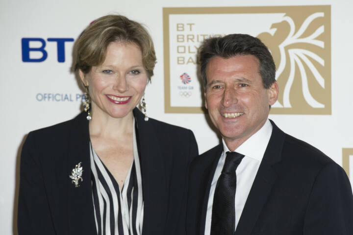 Sebastian Coe und Carole Annett Olympics Ball, London 2012 Bild: Simon Burchell <a href=http://www.shutterstock.com/gallery-842245p1.html?cr=00&pl=edit-00>Featureflash</a> / <a href=http://www.shutterstock.com/editorial?cr=00&pl=edit-00>Shutterstock.com</a>