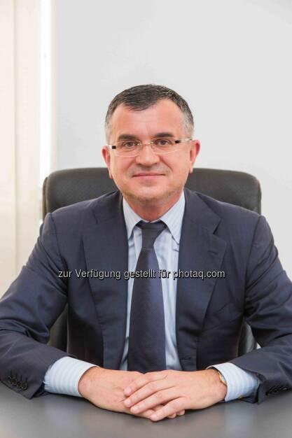 Yurij Yefimov wechselt in den Aufsichtsrat der Non-Life Versicherungsgesellschaft der Uniqa Ukraine : © Uniqa, © Aussendung (19.08.2015)