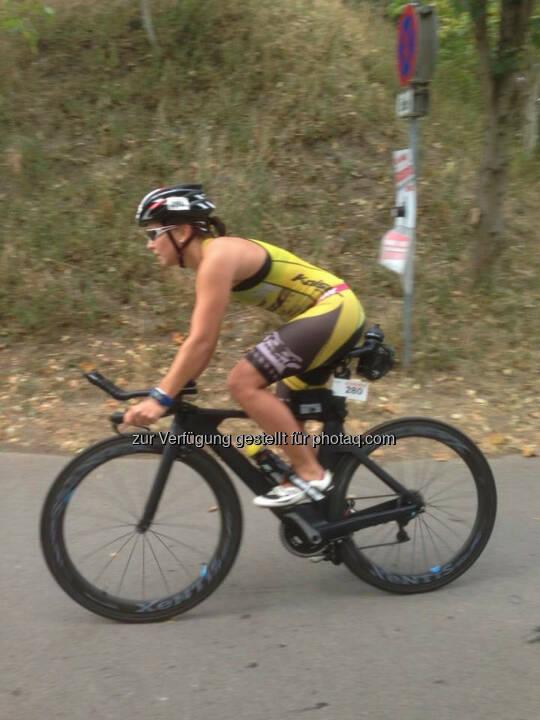 Martina Kaltenreiner, Radfahren, Bike Marchfeld TRI 2015