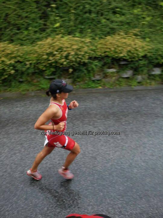 Martina Kaltenreiner, Run Tri Zell 2015