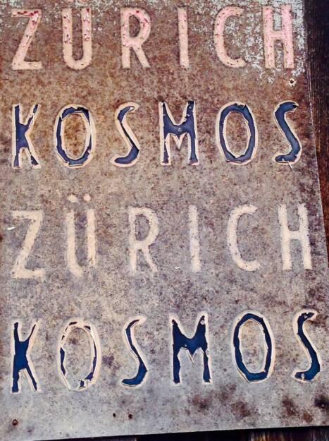 Zürich Kosmos (19.08.2015)