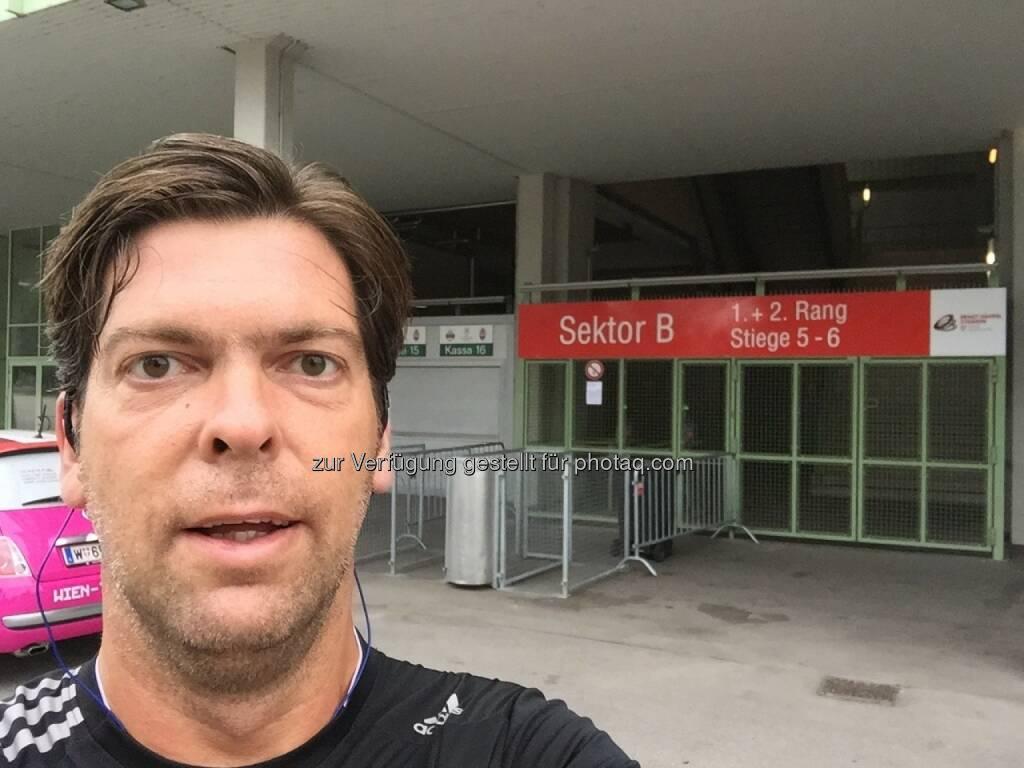 Jochen Gold, Ernst-Happel-Stadion (20.08.2015)