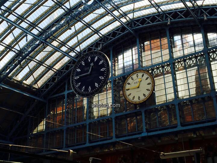 Zeit, Uhr, Uhrzeit, Schwarz, Weiss