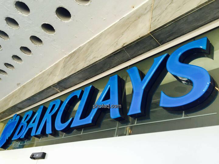Barclays, Logo