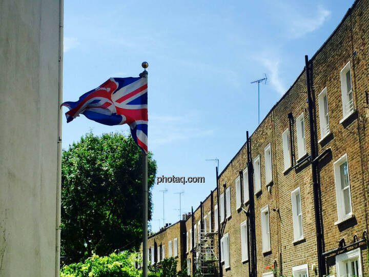 Union Jack, Great Britain, Flagge