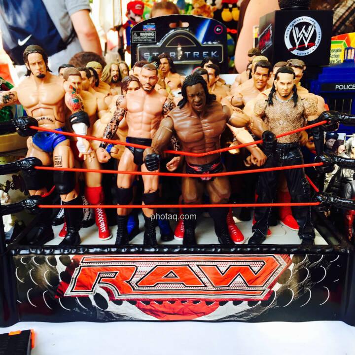 Wrestling, Wrestler, Ring, Raw, Kraft