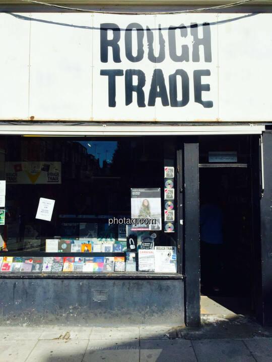Rough Trade Records London, Musik, CD, Platten