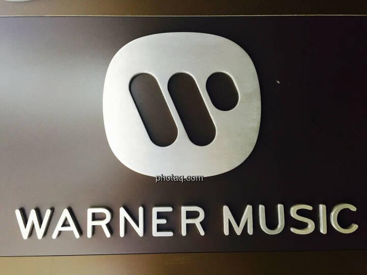Warner Music, Logo