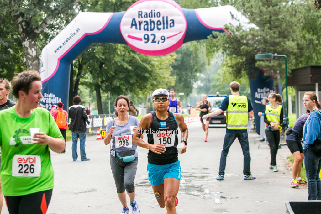 Annabelle Mary Konczer, Tristyle Runplugged Runners, © Martina Draper/photaq.com (23.08.2015)