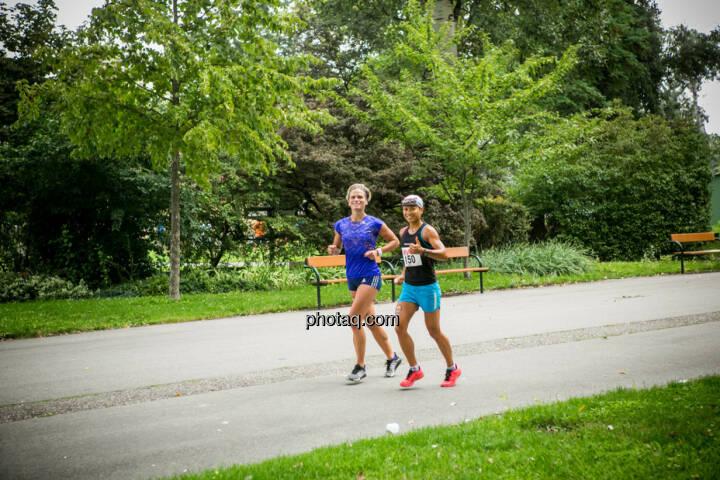 Elisabeth Niedereder, Annabelle Mary Konczer, Tristyle Runplugged Runners