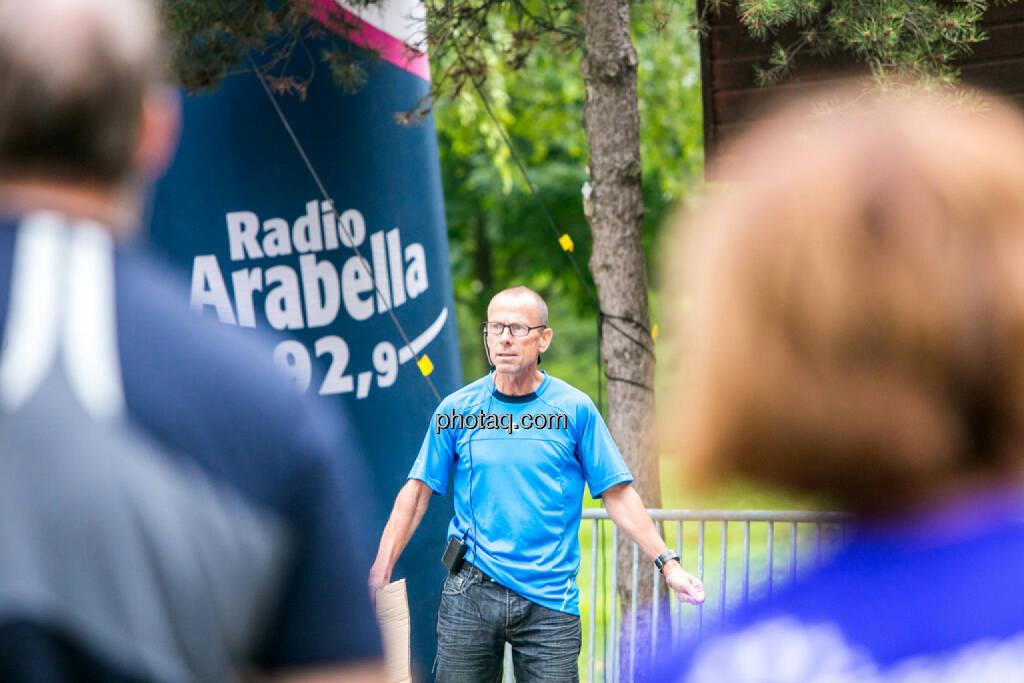 Wiener Sommerlaufcup 2015 im Donaupark, © Martina Draper/photaq.com (23.08.2015)