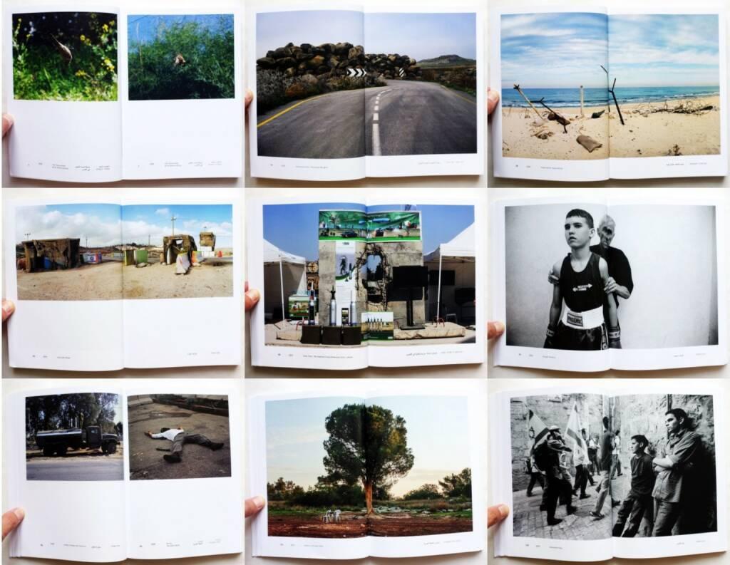 Noa Ben-Shalom - Hush, Israel Palestine 2000-2014, Sternthal Books 2015, Beispielseiten, sample spreads - http://josefchladek.com/book/noa_ben-shalom_-_hush_israel_palestine_2000-2014, © (c) josefchladek.com (24.08.2015)