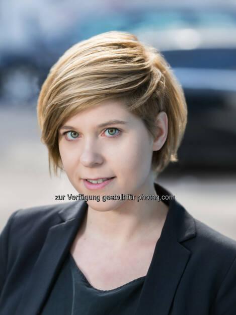 Ulla Bartel, Junior Consultant bei Aigner PR : Die gebürtige Linzerin ist ab sofort neu im Team bei der Wiener PR-Agentur Aigner PR und verstärkt als Junior Consultant die Beratung : © Privat, © Aussendung (24.08.2015)