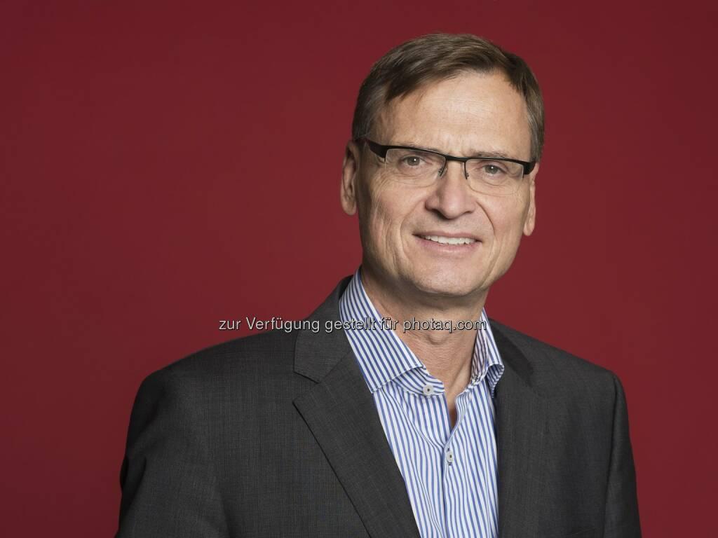 Thomas Kralinger (Kurier-Medienhaus und Mediaprint-Geschäftsführer) : Aktuelle Österreichische Auflagenkontrolle bestätigt : der KURIER ist die Nummer 3 am heimischen Kauf-Tageszeitungsmarkt : Fotograf: Jeff Mangione/Fotocredit: Kurier, © Aussender (24.08.2015)
