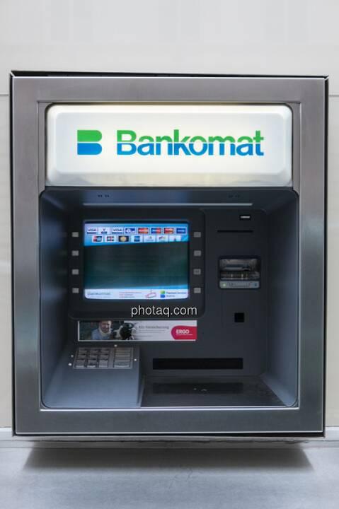 Bankomat by Martina Draper