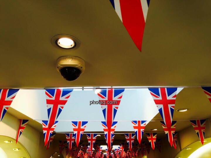 Union Jack, Flagge, UK, London, England