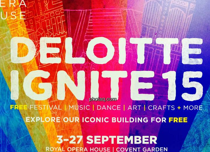 Deloitte Ignite 15