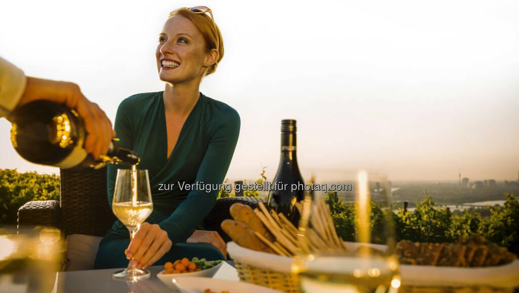 Weinherbst : Reisen zum Wein im Herbst : Weinvielfalt für jede Gelegenheit : Die attraktivsten Routen sind auf diereisezumwein.at zu finden : © ÖWM, © Aussender (26.08.2015)