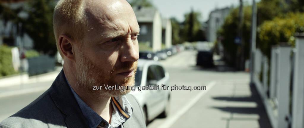 """Simon Schwarz (Schauspieler) : """"Alles wird gut"""" gewinnt den Studenten Oscar in der Kategorie Foreign Film : Erstmals in der Geschichte der Universität für Musik und darstellende Kunst Wien gewinnt ein Film eines Studierenden den Student Academy Award : © Patrick Vollrath, © Aussendung (26.08.2015)"""