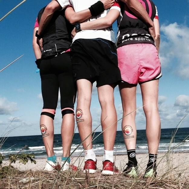 Runplugged Team Ausblick Drei (28.08.2015)